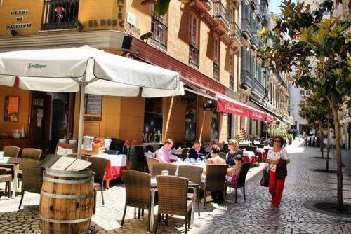 Тур отдых в Испании