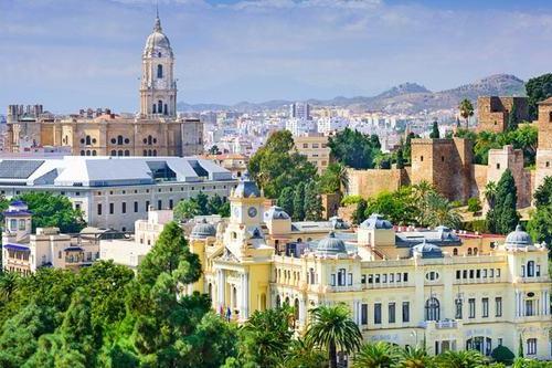 Тур в Андалусию из Москвы
