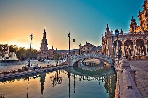 Туры Испания Барселона Андалусия