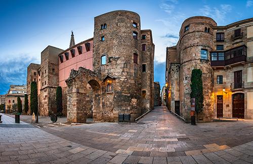Экскурсионный тур в Испанию Барселона Валенсия Андалусия