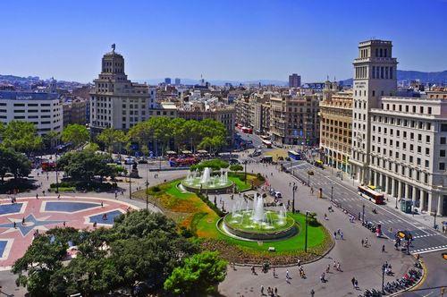 Комбинированный тур в Испанию Барселона Мадрид Валенсия Малага