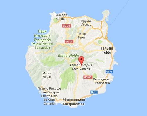 Туры в Испанию на острове Гран Канария