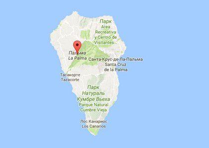Отдых в Испании на острове Ла Пальма