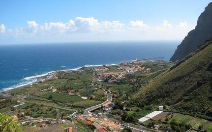 Отдых в Испании на острове Ла Гомера