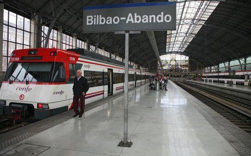 Бильбао вокзал