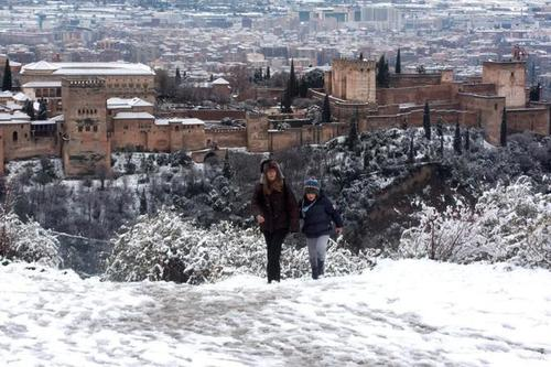 Зимние туры в Испанию в январе