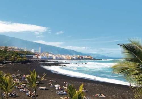 Пляжные туры в Испанию в январе