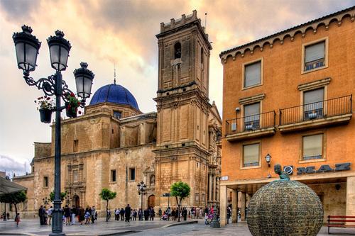 Тур в Испанию на Коста Бланка Аликанте отдых в отелях 3*