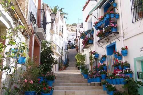 Тур в Испанию на Коста Бланка Аликанте отдых в апартаментах