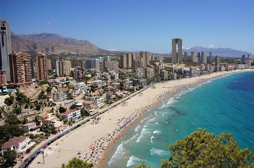 Тур в Испанию на Коста Бланка Бенидорм