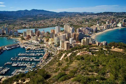 Туры в Кальпе Испанию на Коста Бланка