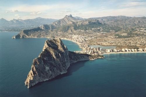 Тур в Испанию на Коста Бланка Кальпе