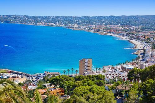 Тур в Испанию на Коста Бланка Хавеа отдых в апартаментах