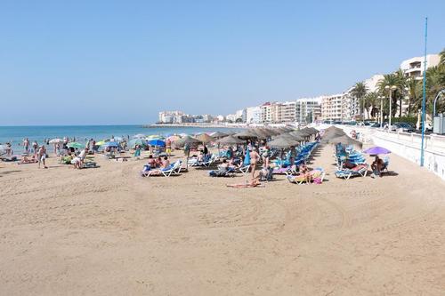 Тур в Испанию на Коста Бланка Торревьеха отдых в апартаментах