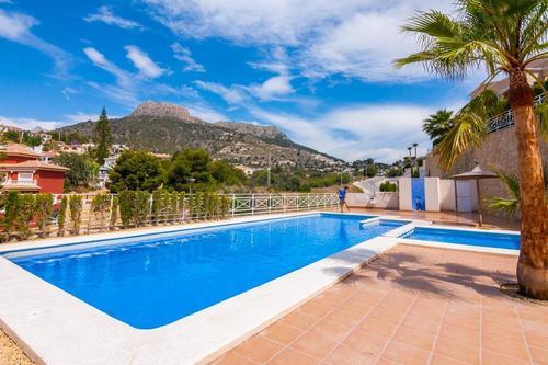 Тур в Испанию на Коста Бланка Кальпе отдых в домах для отпуска