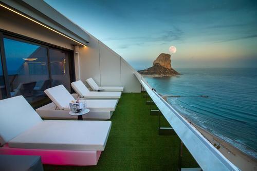 Тур в Испанию на Коста Бланка Кальпе отдых в отелях 4*
