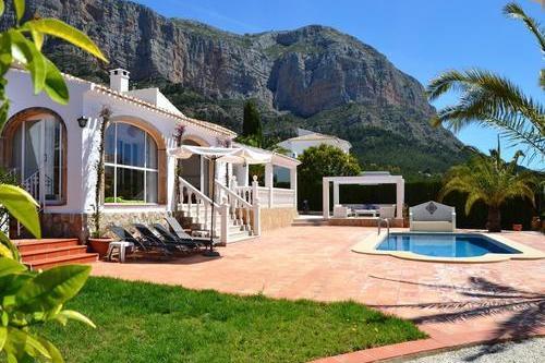 Тур в Испанию на Коста Бланка Хавеа отдых в домах для отпуска