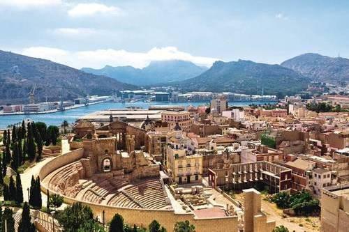 Туры в Картахену