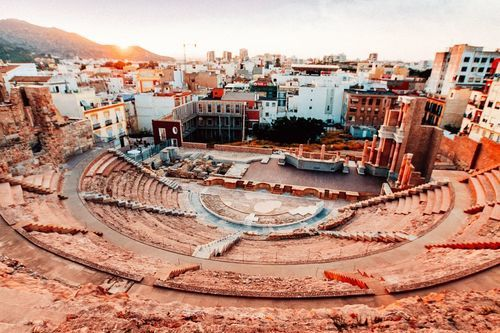 Тур в Испанию на Коста Калида Картахена отдых в отелях 4*