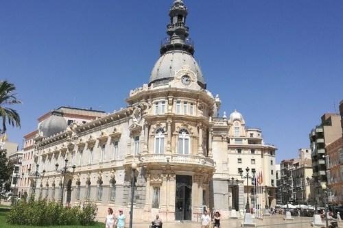 Тур в Испанию на Коста Калида Картахена отдых в домах для отпуска
