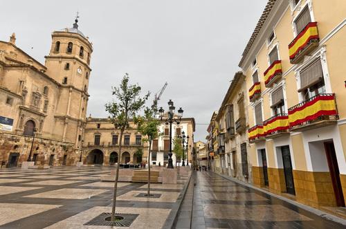 Туры в Испанию на Коста Калида Лорка