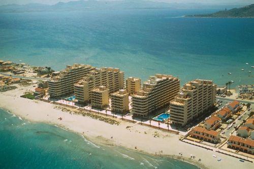 Тур в Испанию на Коста Калида Ла Манга дель Мар Менор отдых в отелях