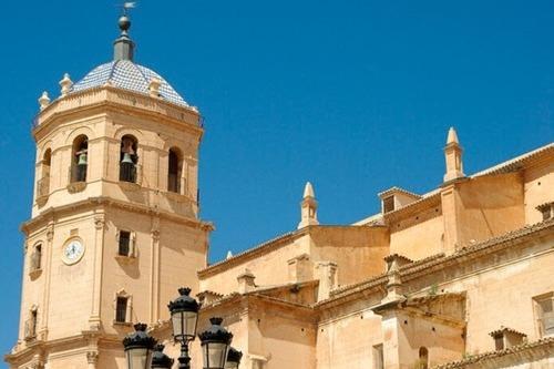 Тур в Испанию на Коста Калида Лорка отдых в отелях