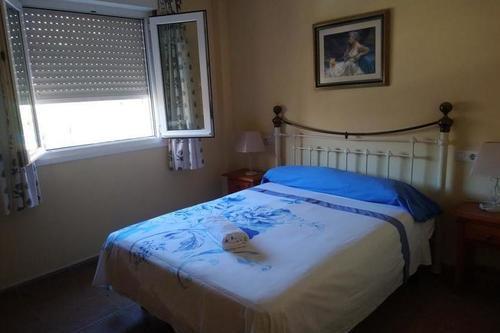Тур в Испанию на Коста де Альмерия Рокетас де Мар отдых в гостевом доме