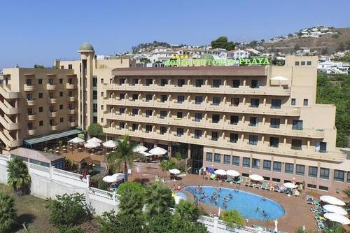 Тур в Испанию на Коста Тропикаль Альмунекар отдых в отелях 4*