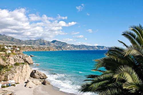 Тур в Испанию на Коста Тропикаль Альмунекар отдых в домах для отпуска