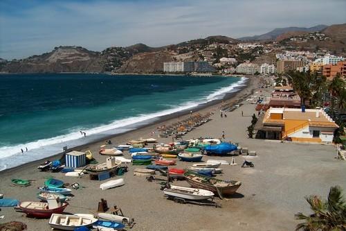 Тур в Испанию на Коста Тропикаль Альмунекар отдых в апартаментах
