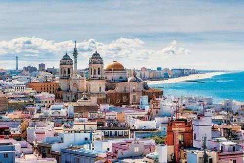 Туры в Испанию Кадис