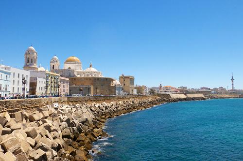 Испания море автобусный тур