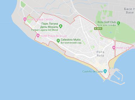 Туры в Испанию на Коста де ла Лус Рота