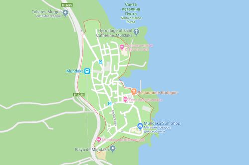 Туры в Испанию на Коста Баска Мундака