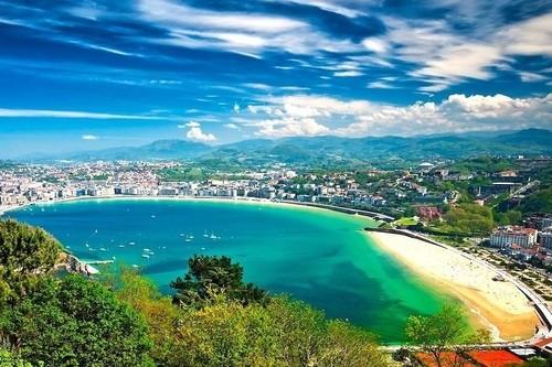 Туры в Испанию на Коста Баска Сан Себастьян