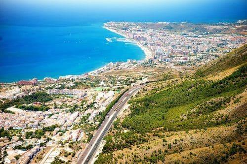Туры в Бенальмадену в Испанию с пляжным отдыхом в Бенальмадене