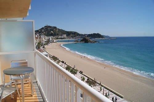 Тур в Испанию на Коста Брава Бланес апартаменты