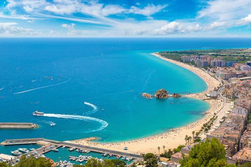 Тур в Испанию Бланес