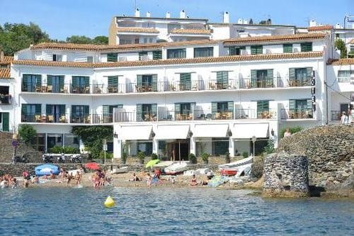 Тур в Испанию на Коста Брава Кадакес отдых в отелях