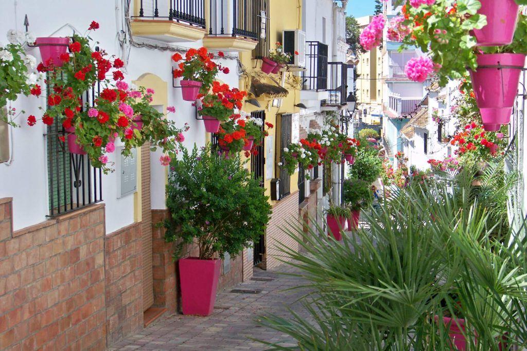 Отдых туры в Испанию Эстепона