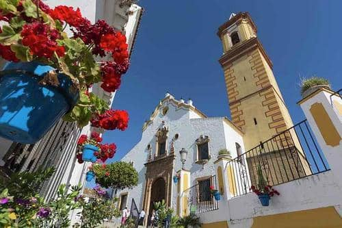 Тур в Испанию Эстепона