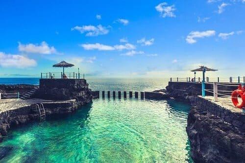 Канарские острова Ла Пальма