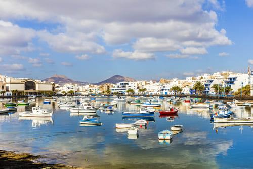 Отдых в Испании на Лансароте