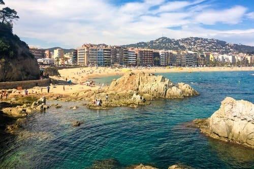 Тур в Испанию Ллорет де Мар