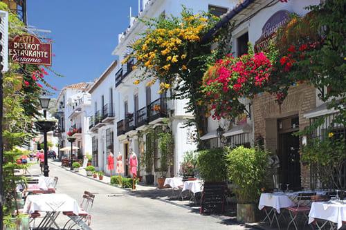 Туры в Марбелью отдых на море в Испании Марбелья отель 3*