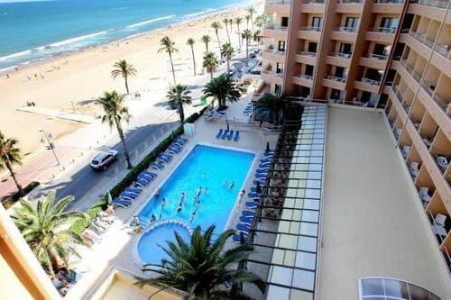 Тур в Испанию на Коста дель Асаар Пенискола отдых в отелях 4*
