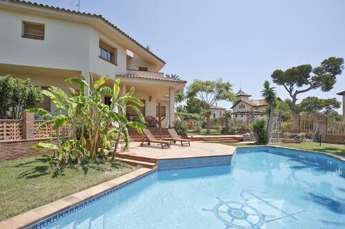 Тур в Испанию на Коста дель Гарраф Виланова и ла Желтру дома для отпуска