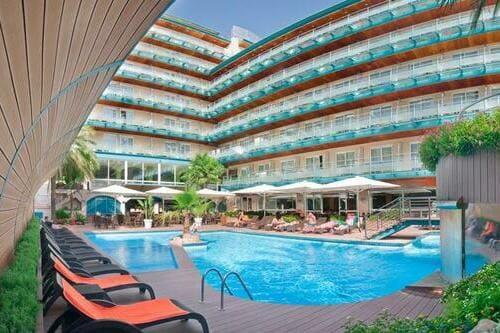 Туры на Коста дель Маресме в Калелью отели 4*