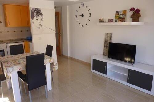 Тур в Испанию на Коста Дорада Миами Плайя отдых в апартаментах